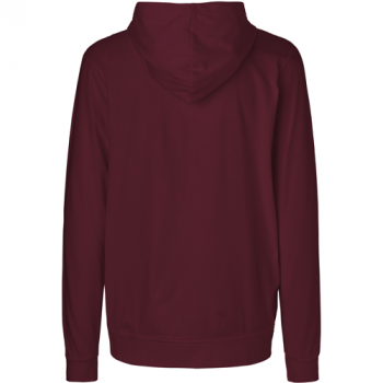 Neutral-unisex-jersey-zip-hoodie-O62301-bordeaux-back-500x500.png
