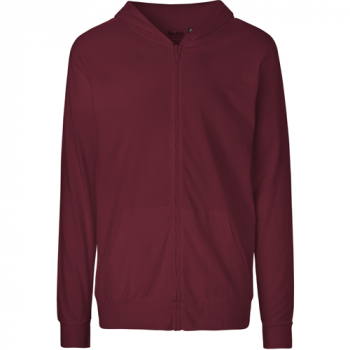 Neutral-unisex-jersey-zip-hoodie-O62301-bordeaux-front-500x500.png