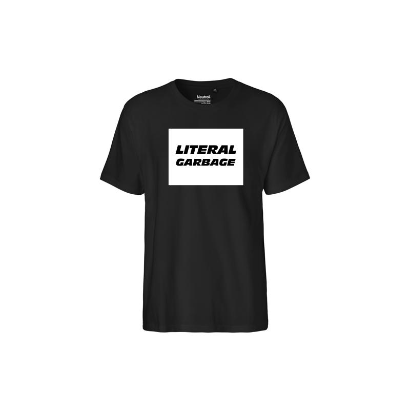 online Literal Garbage T-Shirts bedrucken