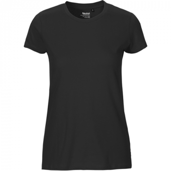Neutral-Ladies-Fitted-T-Shirt-O81001-Black-Front-500x500