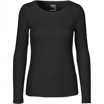 Neutral-Ladies-Longsleeve-Shirt-O81050-Black-Front-500x500
