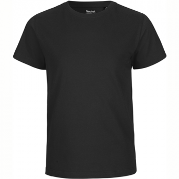 Neutral-Kids-Kurzarm-Shirt-O30001-Black-Front-500x500.png