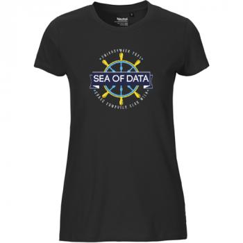 PrivacyWeek21 T-Shirt tailliert EN