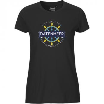 PrivacyWeek21 T-Shirt tailliert DE